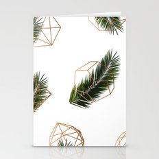 Palm + Geometry V2 #society6 #decor #buyart Stationery Cards