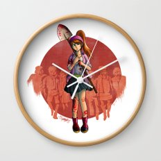 Land of the Rising Dead 2012 Wall Clock