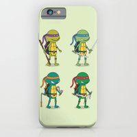 Teenage Mutant Ninja Turtles iPhone 6 Slim Case