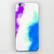 Puff of colors iPhone & iPod Skin