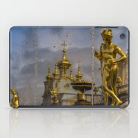 Peterhof palace iPad Case