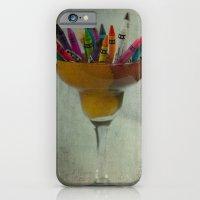CRAYON LOVE : Addiction iPhone 6 Slim Case