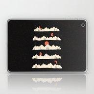 Moonrises...Moonsets... Laptop & iPad Skin