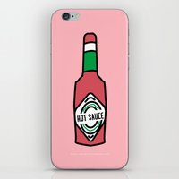 Hot Sauce In My Bag Swag iPhone & iPod Skin