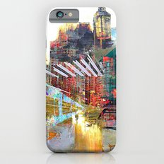 City landscape iPhone 6 Slim Case