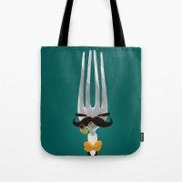 Victorian Grandaddy Tote Bag