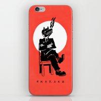 Black Dog: Embrace iPhone & iPod Skin