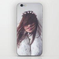 Underneath Her Skin iPhone & iPod Skin