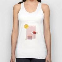 on holiday Unisex Tank Top