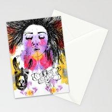 Breathe, Dream Stationery Cards