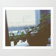 Growth Art Print
