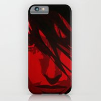 iPhone & iPod Case featuring RED by murdead
