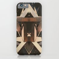 iPhone & iPod Case featuring Geomessage by Jesse Rather