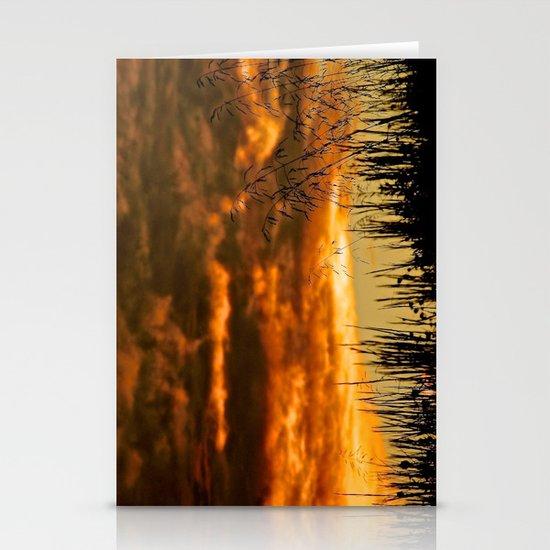 Goodbye Daylight Stationery Card