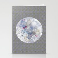Water Bubble Stationery Cards