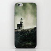 I Will Follow You Into the Dark iPhone & iPod Skin