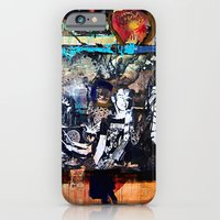 Entropy Poster With Fake… iPhone 6 Slim Case