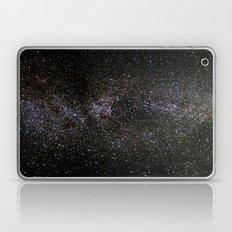 Milky Way Stars Laptop & iPad Skin