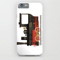 Locomotive  iPhone 6 Slim Case