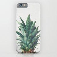 Pineapple Top iPhone 6 Slim Case