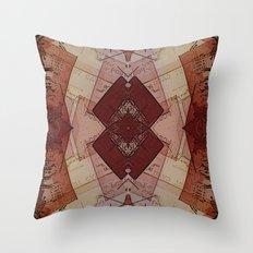 FX#83 - Going Postal Throw Pillow