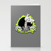 CHICKEN RIPPER Stationery Cards