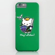 Hey! Listen! iPhone 6 Slim Case