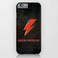 Heroes Never Die - For I… iPhone 6 Slim Case