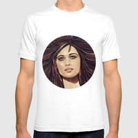 Passion Mens Fitted Tee White SMALL