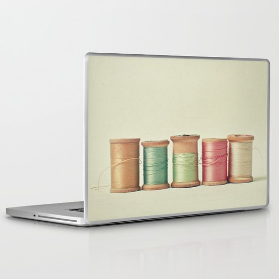 Five in a Row Laptop & iPad Skin