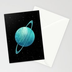 Uranus Stationery Cards