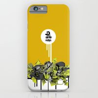 "iPhone & iPod Case featuring 3D GRAFFITI - ESCAPE by ""ondbiqp"""