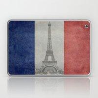 Distressed National Flag… Laptop & iPad Skin