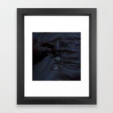 The Still 10 Framed Art Print