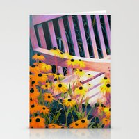 Planting Dreams And Watc… Stationery Cards