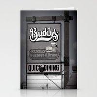 Buddy's Stationery Cards