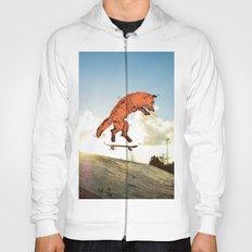 Skateboard FOX! Hoody