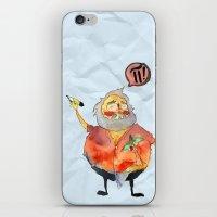 Pi Power! iPhone & iPod Skin