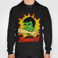 Zombies! Hoody