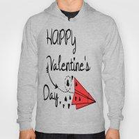 Happy Valentine's Day Hoody