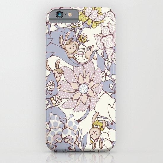 Garden party - jasmine tea version iPhone & iPod Case