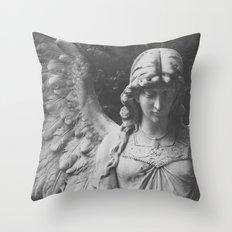 Angel no. 1 Throw Pillow
