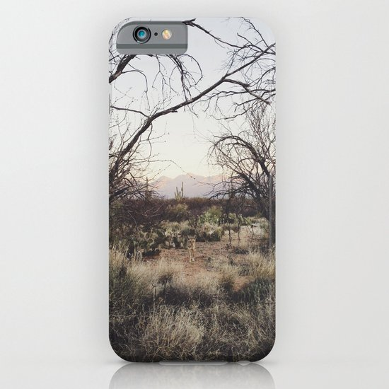 Coyote Canopy iPhone & iPod Case