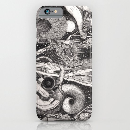 Forest iPhone & iPod Case