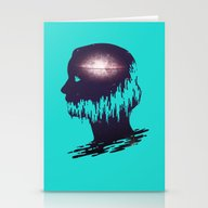 The World Forgetting By … Stationery Cards