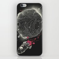 Galactic Mission iPhone & iPod Skin