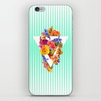 Adria  iPhone & iPod Skin