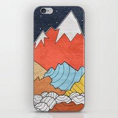Rocky Mounts  iPhone & iPod Skin
