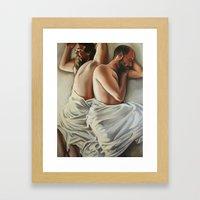 Origin Of Love #1 Framed Art Print