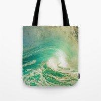 WAVE JOY Tote Bag